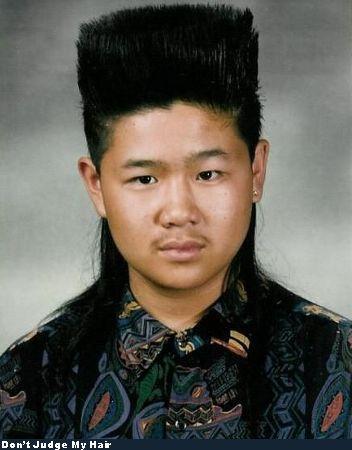 よくわからない髪型128