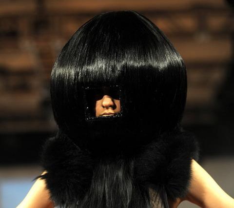 よくわからない髪型119