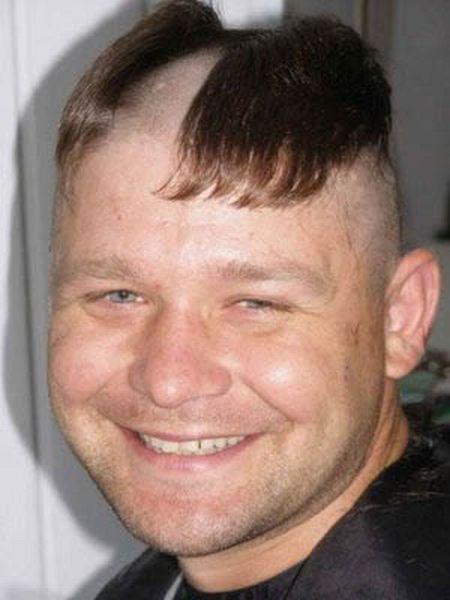 よくわからない髪型57