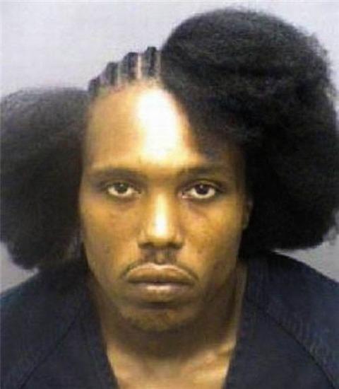 よくわからない髪型89