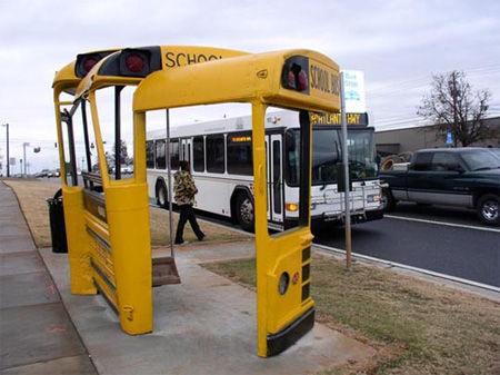 バス停34