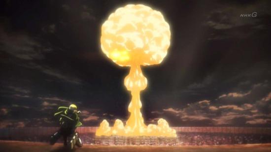 進撃の巨人 Season3 15話番組カット025