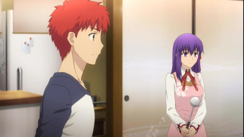 Fate/stay night[Unlimited Blade Works] #06 004
