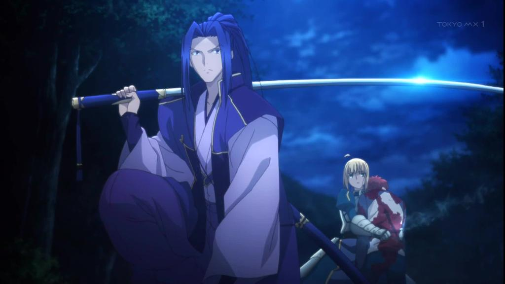 Fate/stay night[Unlimited Blade Works] #07 020