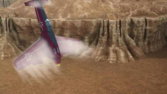 荒野のコトブキ飛行隊11番組カット025