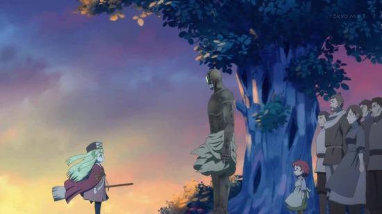 ソマリと森の神様 8話場面カット026