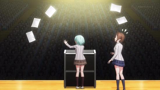 BanG Dream!1話番組カット005