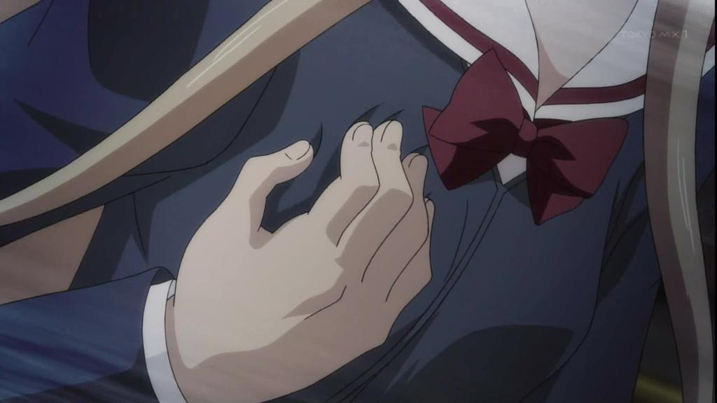 ISUCA-イスカ- 5話シーン 007