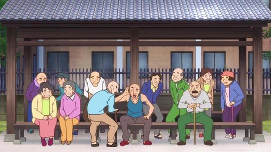 ゾンビランドサガ 9話場面カット006