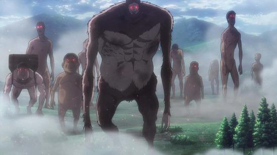 進撃の巨人 Season3 13話番組カット027
