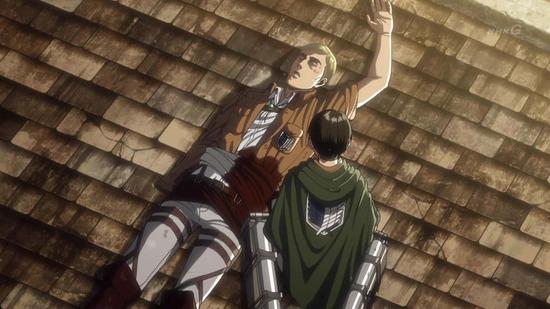 進撃の巨人 Season3 第55話番組カット030