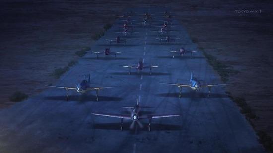 荒野のコトブキ飛行隊 12話番組カット008