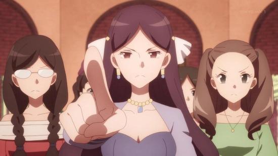 乙女ゲームの破滅フラグしかない悪役令嬢に転生 9話場面カット066
