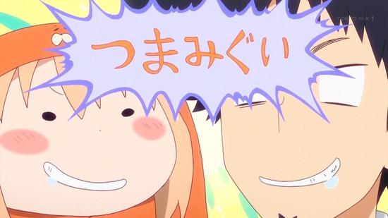 干物妹!うまるちゃんR 3話番組カット018