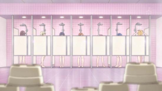 少女☆歌劇 レヴュースタァライト 1話場面カット031