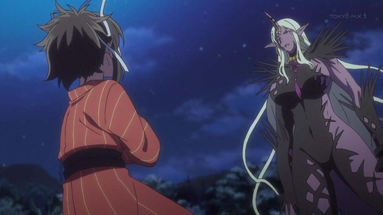 閃乱カグラ SHINOVI MASTER -東京妖魔篇- 12話番組カット007