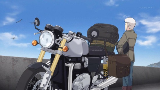 ゆるキャン△ 7話場面カット003