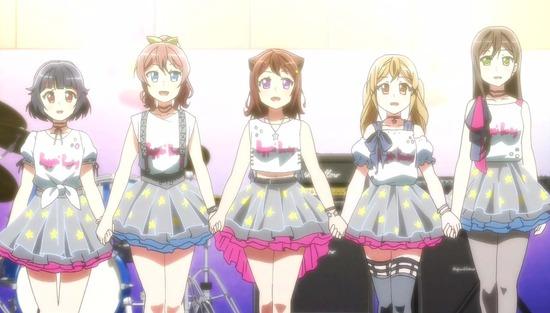 BanG Dream! 最終回13話場面カット_026