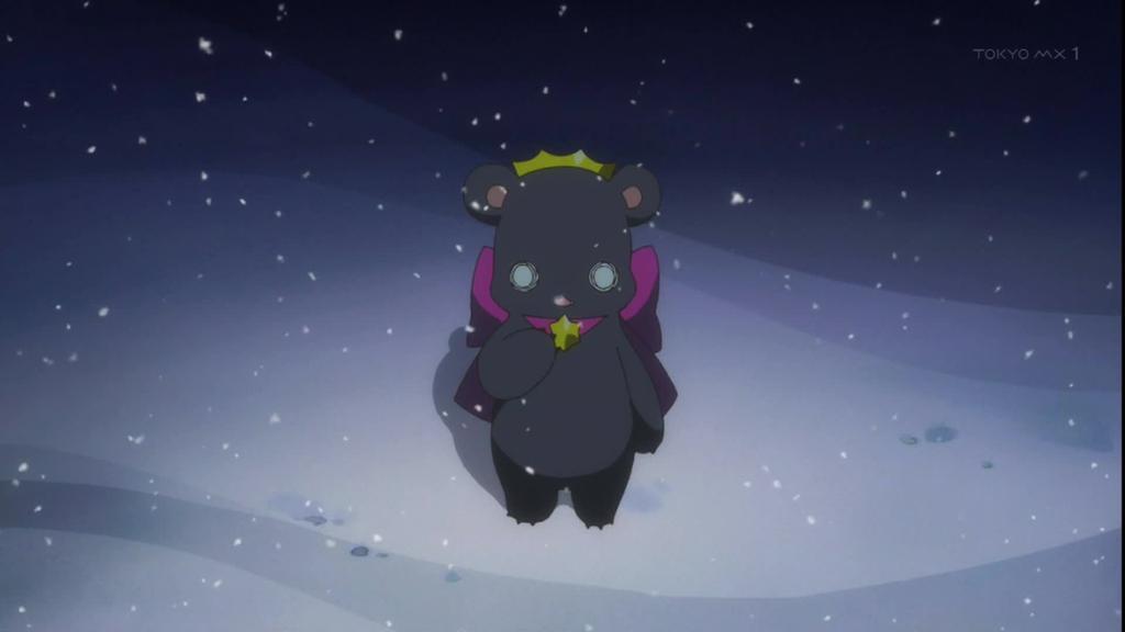 ユリ熊嵐 8話シーン 009