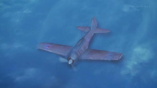 荒野のコトブキ飛行隊 1話番組カット025