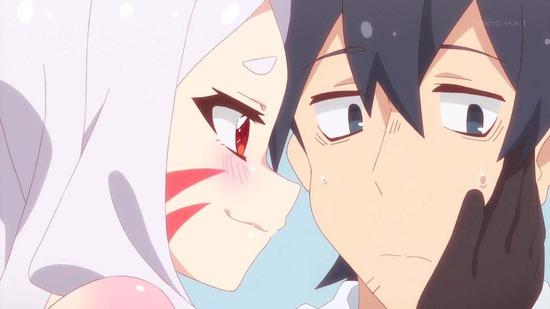 世話やきキツネの仙狐さん 5話番組カット013