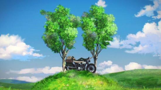 キノの旅 最終回12話番組カット020
