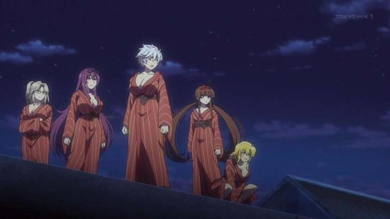 閃乱カグラ SHINOVI MASTER -東京妖魔篇- 11話番組カット004