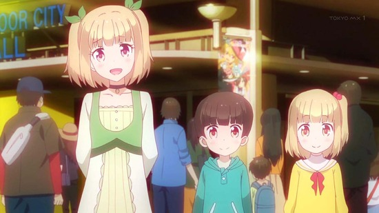 NEW GAME!! 4話番組カット_014