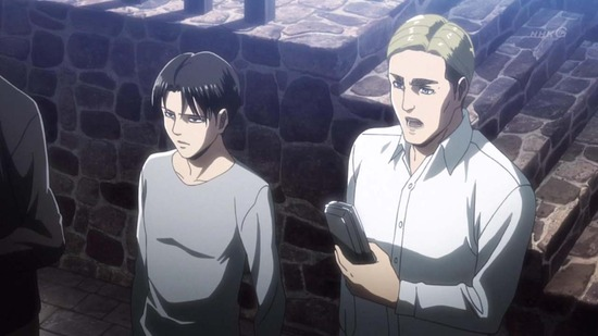 進撃の巨人 Season3 第55話番組カット006