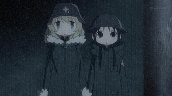 少女終末旅行 4話番組カット016