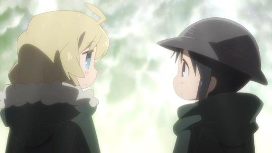 少女終末旅行 最終回12話番組カット026