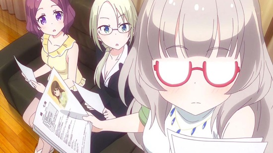 NEW GAME!! 8話番組カット_028