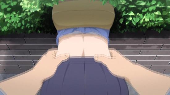 宇崎ちゃんは遊びたい! 2話番組カット023