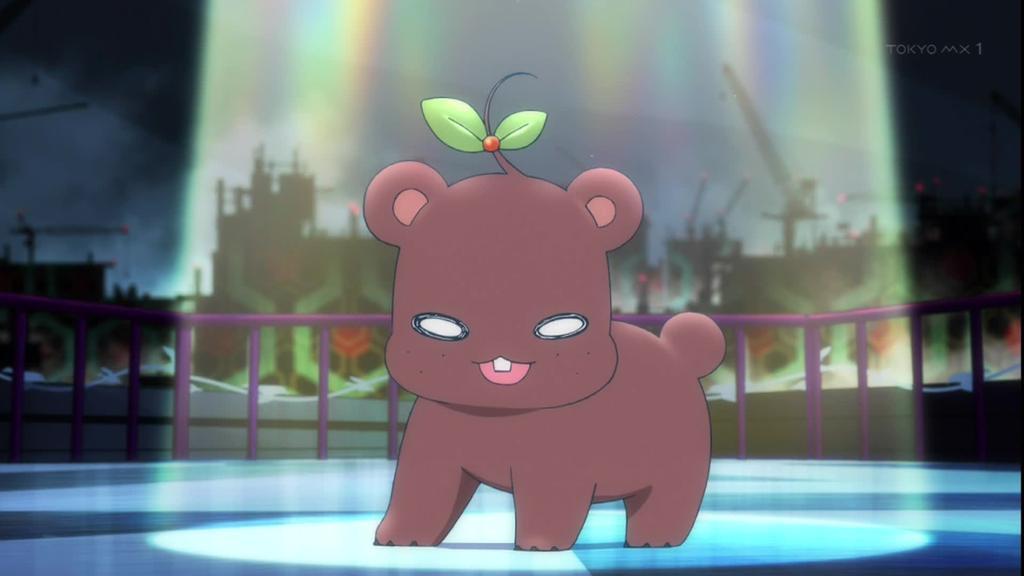 ユリ熊嵐 2話024