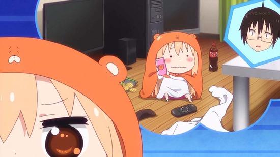 干物妹!うまるちゃんR 10話番組カット011