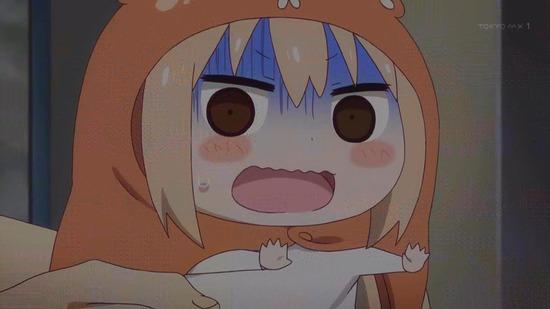 干物妹!うまるちゃんR 3話番組カット019
