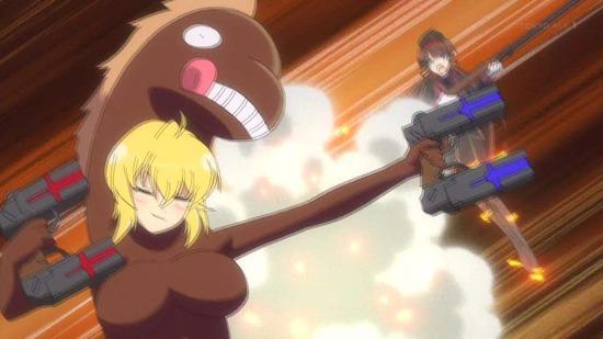 閃乱カグラ SHINOVI MASTER -東京妖魔篇5話場面カット032