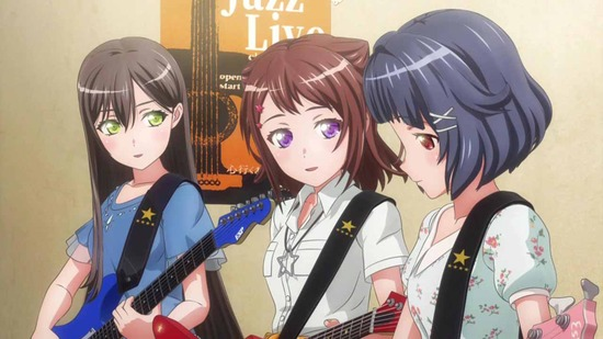 BanG Dream! 2nd Season 12話番組カット001