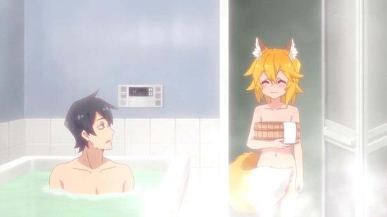 世話やきキツネの仙狐さん 5話番組カット023