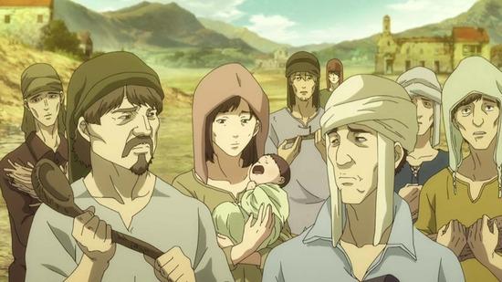盾の勇者の成り上がり 10話番組カット018