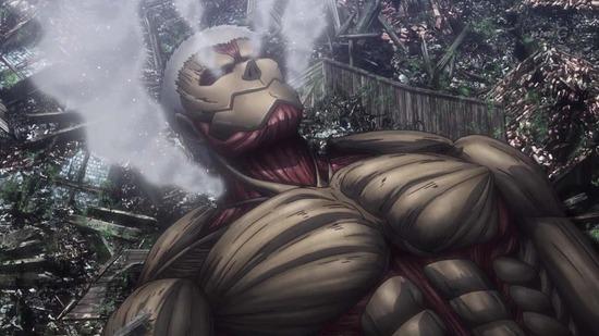 進撃の巨人 Season3 15話番組カット027