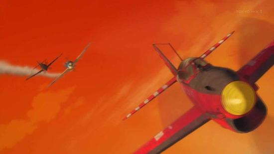 荒野のコトブキ飛行隊 7話番組カット025