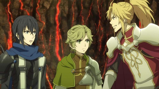 盾の勇者の成り上がり 19話番組カット017