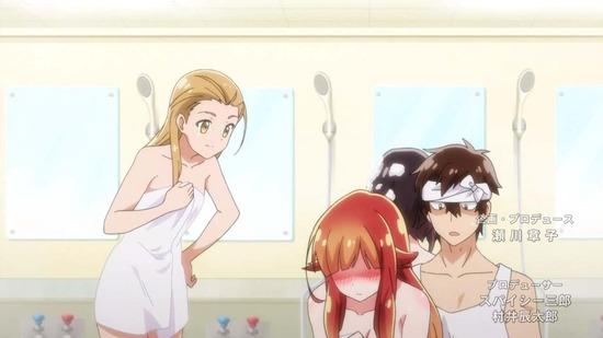 洗い屋さん! 1話番組カット018