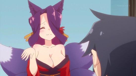 世話やきキツネの仙狐さん 10話番組カット023