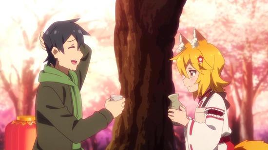 世話やきキツネの仙狐さん 12話番組カット027