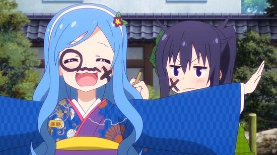干物妹!うまるちゃんR 12話番組カット035