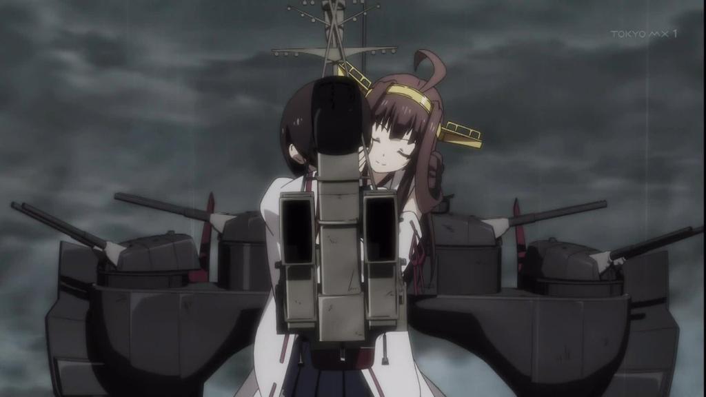 艦隊これくしょん-艦これ- 4話 029