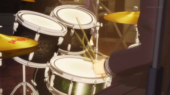 BanG Dream! 11話場面カット036
