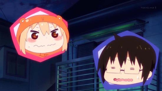 干物妹!うまるちゃんR 9話番組カット014